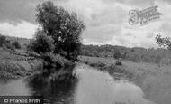 Amesbury, The River c.1955
