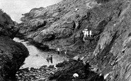 Amlwch, Bull Bay c.1955