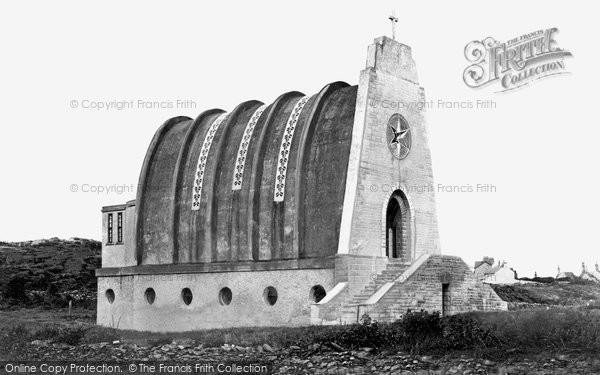 Amlwch, Catholic Church c.1965
