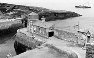 Amlwch, the Port c1955