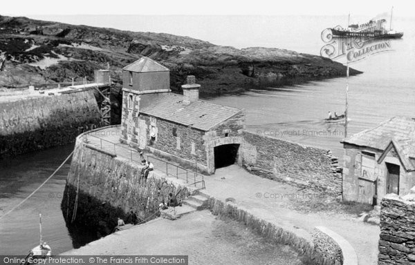 Photo of Amlwch, the Port c1955
