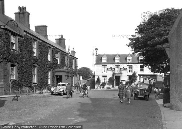 Amlwch, The Square c.1950