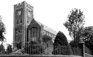 Ammanford, All Saints' Church 1936