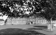 Photo of Ammanford, Amman Valley Grammar School c1955