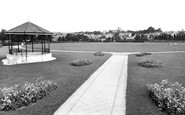 Photo of Ammanford, Ammanford Park c1960