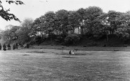 Photo of Ammanford, Betws Park c1955