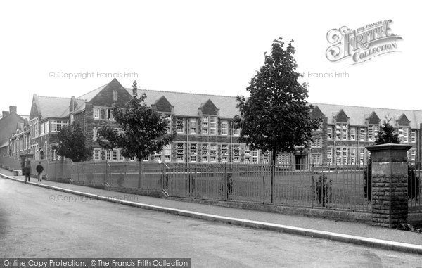 Ammanford, County School 1936