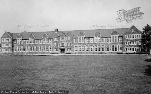 Ammanford, Grammar School c.1960