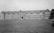 Photo of Ammanford, Grammar School c1960