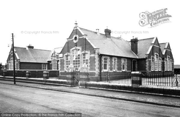 Ammanford, Parcyrhun School c.1955