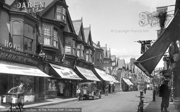 Ammanford, Quay Street 1937