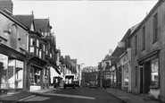Photo of Ammanford, Quay Street c1955