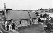 Photo of Ammanford, St Michael's Church c1960
