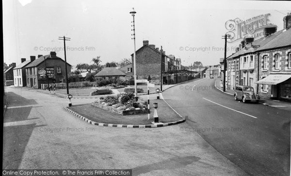 Ammanford, West End c.1960