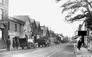Photo of Ammanford, Wind Street c1955