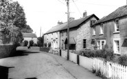 Amotherby, Church Road c.1965