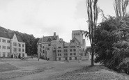 Ampleforth, College c.1955