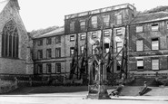 Ampleforth College, Original House c.1960