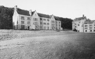 Ampleforth, College, St Cuthbert's c.1955