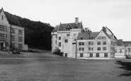 Ampleforth, College, The Monastery c.1955