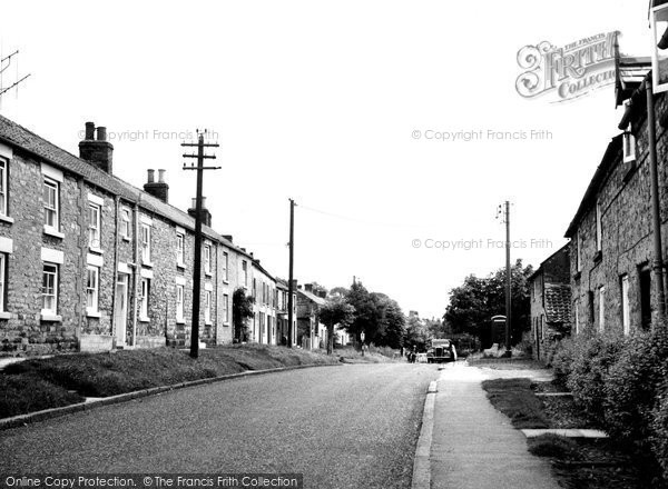 Ampleforth, Main Street c.1955