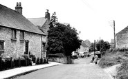 Ampleforth, The Village c.1955