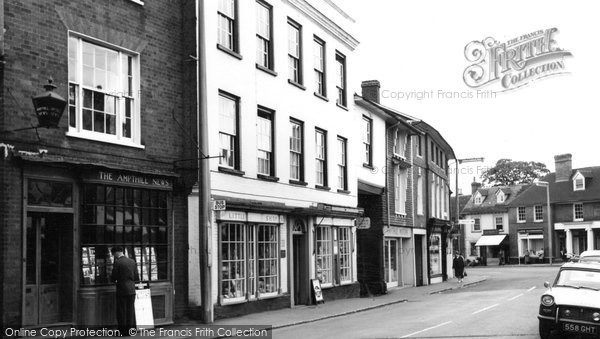 Photo of Ampthill, Church Street c1965