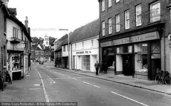 Ampthill, Dunstable Street c.1955