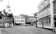 Ampthill, Market Place c.1965