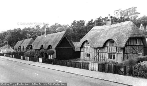 Ampthill, Woburn Street c.1955