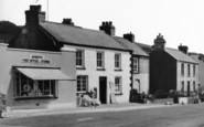 Amroth, Post Office c.1960