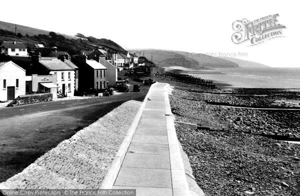 Amroth, The Village c.1965