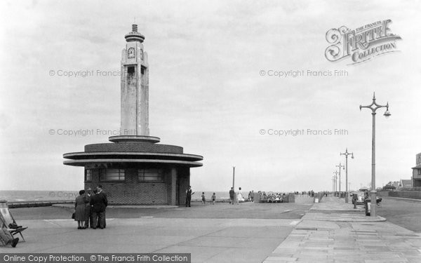 Anchorsholme, The Pumping Station c.1950