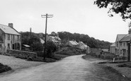 Ancrum, The Village c.1955
