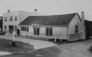 Anderby Creek, Beach Cafe c.1960