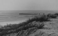 Anderby Creek, The Beach c.1955