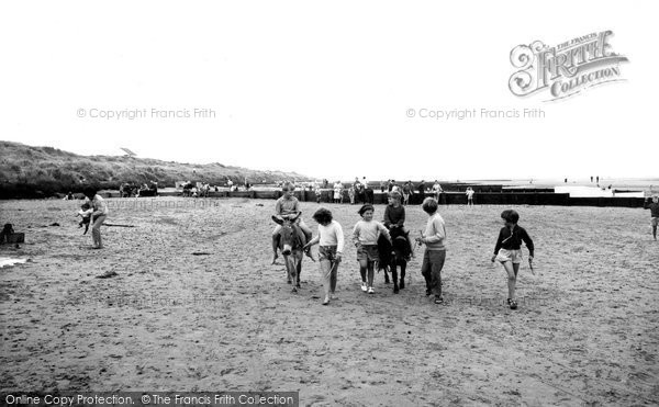 Anderby Creek, The Beach c.1960