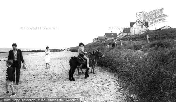 Anderby Creek, The Beach c.1965