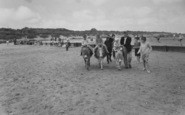 Anderby Creek, The Donkeys c.1960