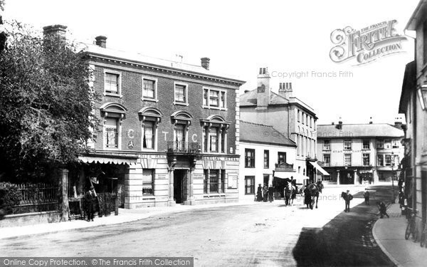 Andover, Bridge Street 1901