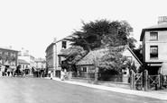 Andover, Bridge Street 1904