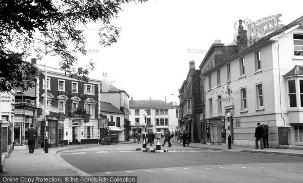 Andover, Bridge Street c.1960