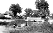 Andover, Charlton Village 1908