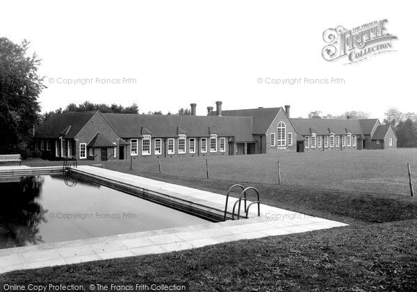 Photo of Andover, Grammar School c1950