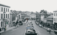 Andover, High Street c1960