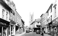 Andover, High Street c.1960