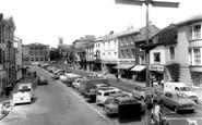 Andover, High Street c.1965