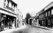 Andover, London Street 1904
