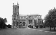 Andover, St Mary's Church c.1965