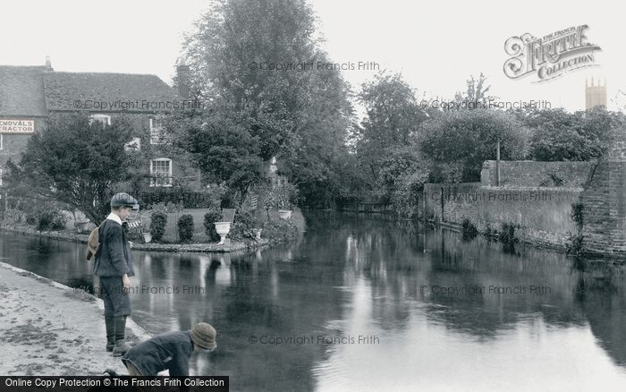 Andover, The Mill 1913
